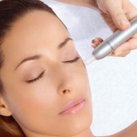 microdermabrasion face
